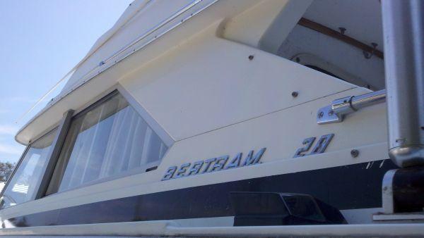 Boats for Sale & Yachts Bertram 28 Flybridge CRUISER 1976 Bertram boats for sale Flybridge Boats for Sale
