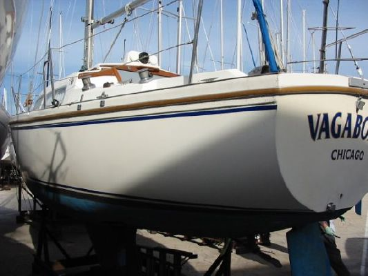 1976 Catalina 27 Tall Rig - Boats Yachts for sale