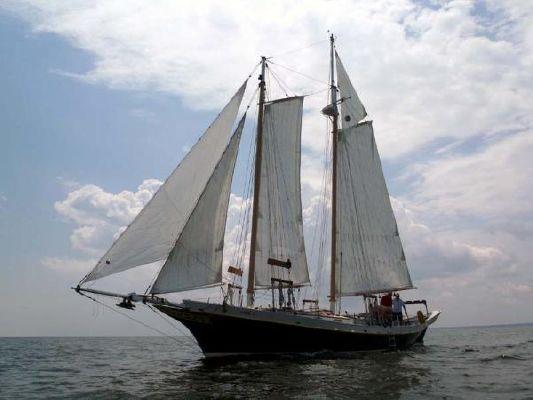 1976 custom pinky schooner  1 1976 Custom Pinky Schooner