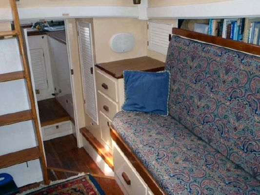 1976 custom pinky schooner  10 1976 Custom Pinky Schooner