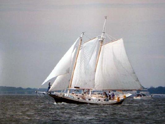 1976 custom pinky schooner  2 1976 Custom Pinky Schooner