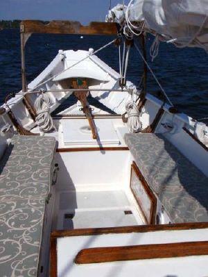 1976 custom pinky schooner  4 1976 Custom Pinky Schooner