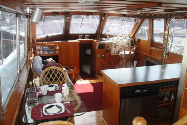 Boats for Sale & Yachts D.M. Garren 46 Aft Cabin 1976 Aft Cabin All Boats