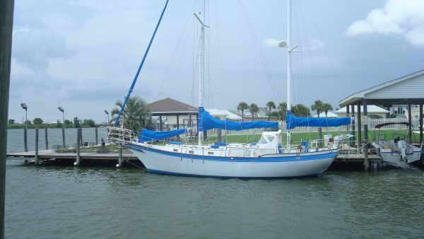 Down East Downeaster 38 Ketch 1976 Ketch Boats for Sale