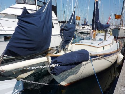 GEORGE BRUIGHAM DOUBLE ENDED CUTTER 1976 Sailboats for Sale