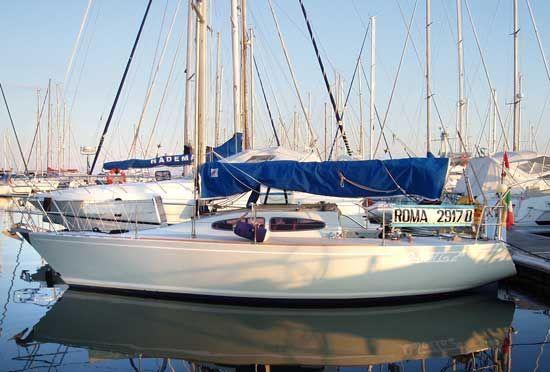 Half Tonner Mahogany Sloop 1976 Sloop Boats For Sale