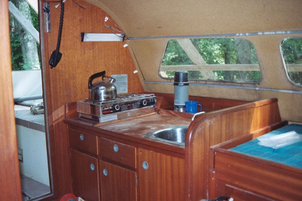 Hanson Trimaran 1976 All Boats