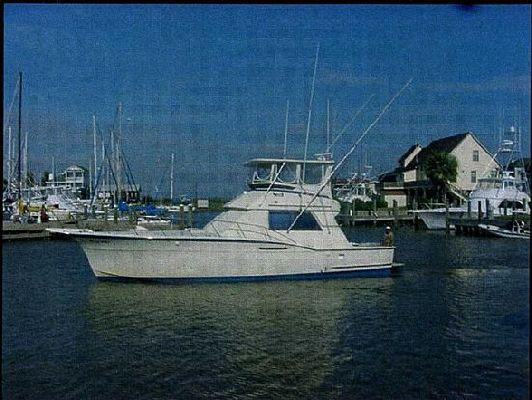 Hatteras 46 Convertible Sport Fisherman (SWJ) 1976 Hatteras Boats for Sale