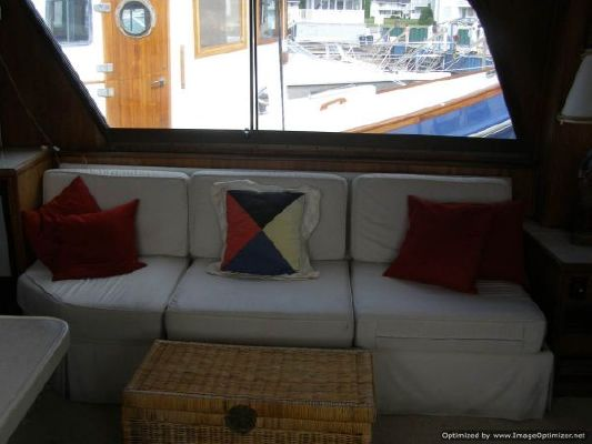 Hatteras 48 Long Range Cruiser 1976 Hatteras Boats for Sale