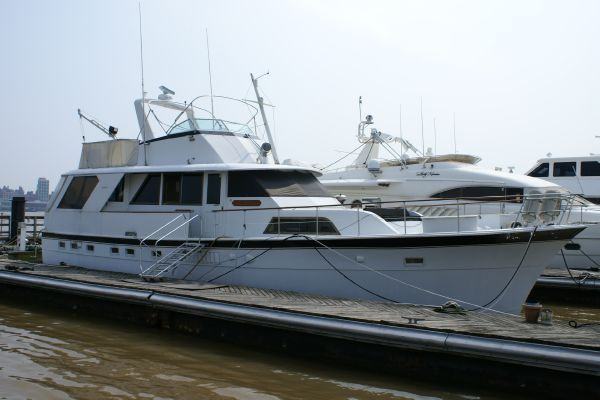 Boats for Sale & Yachts Hatteras 53 Motor Yacht 1976 Hatteras Boats for Sale