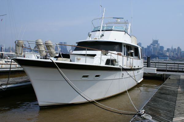 1976 hatteras 53 motor yacht boats yachts for sale for Hatteras motor yacht for sale