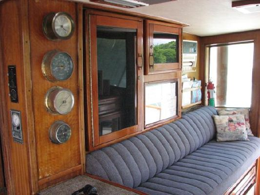 Boats for Sale & Yachts Hatteras Long Range Cruiser 1976 Hatteras Boats for Sale