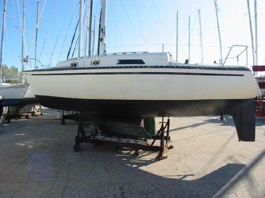 Hunter 30 Shoal Draft 1976 All Boats