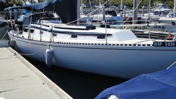 Islander Yachts 41' Lapworth/Custom 1976 All Boats