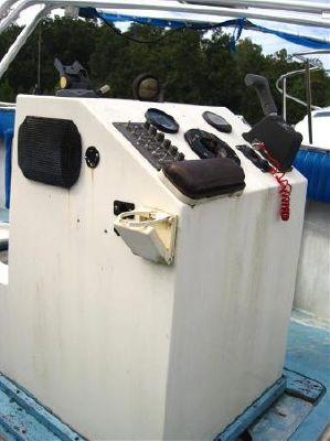 MAKO BOATS 21 Center Console OB Bracket 1976 Mako Boats for Sale