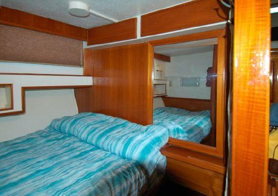 Monk Garren Blakley Custom Trawler 1976 Trawler Boats for Sale