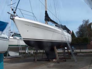 Moody 39 1976 All Boats