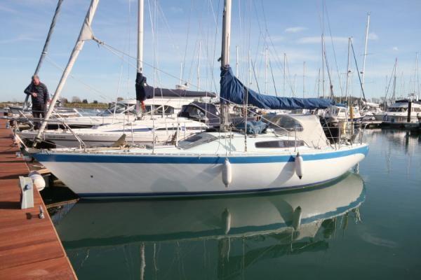 Nicholson 33 1976 All Boats