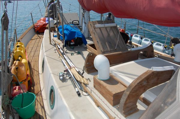 Westsail Cutter 1976 Sailboats for Sale