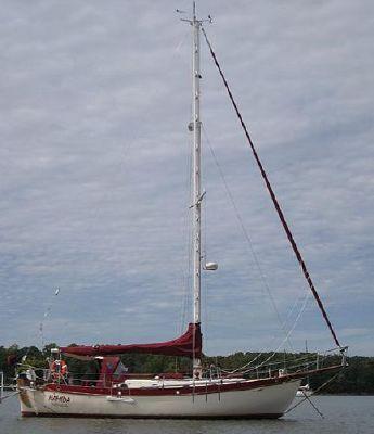 Westsail Hull #645 1976 Sailboats for Sale