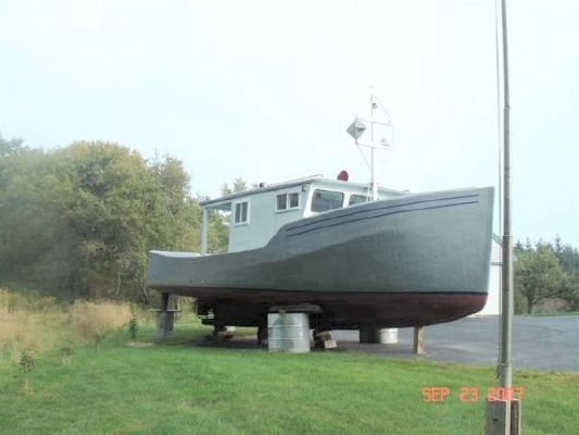 Wood/Fiberglass East Coast Fishing Vessel 1976 All Boats