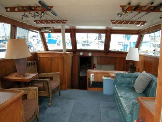 Boats for Sale & Yachts Uniflite Convertible 1977 38' Motor Boats