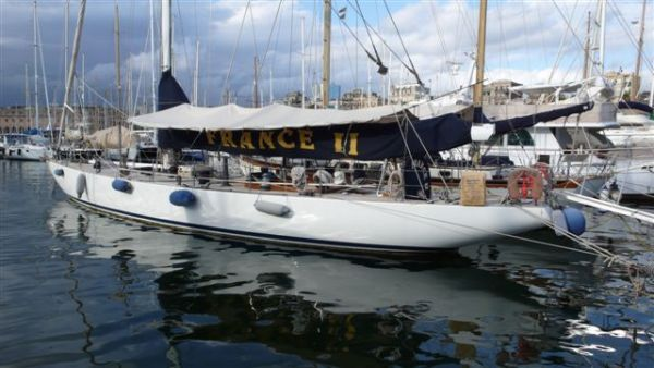 Boats for Sale & Yachts America Cup Racer 12 M J classe 1977 SpeedBoats