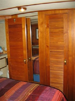 Atlantic Aft Cabin Motor Yacht 1977 Aft Cabin Fishing Boats for Sale