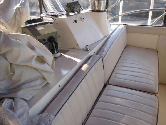 Bertram 46 Sport Fisher 1977 Bertram boats for sale