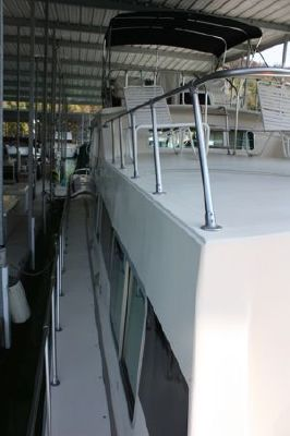 1977 burns craft fiberglass hull  11 1977 Burns Craft Fiberglass Hull
