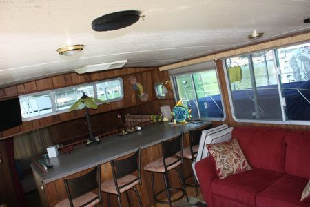 1977 burns craft fiberglass hull  16 1977 Burns Craft Fiberglass Hull
