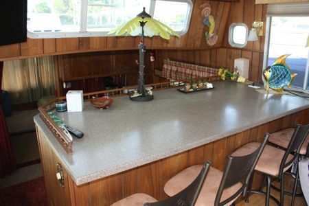 1977 burns craft fiberglass hull  41 1977 Burns Craft Fiberglass Hull