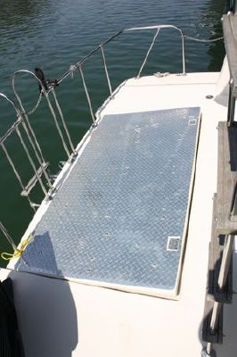 1977 burns craft fiberglass hull  5 1977 Burns Craft Fiberglass Hull