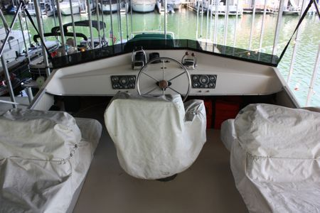 1977 burns craft fiberglass hull  6 1977 Burns Craft Fiberglass Hull