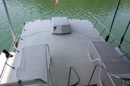 1977 burns craft fiberglass hull  7 1977 Burns Craft Fiberglass Hull
