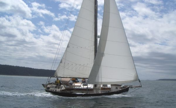 1977 cape george cutter 6 1977 Cape George Cutter