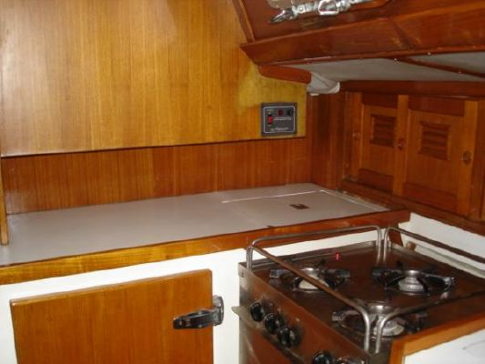Cheoy Lee Offshore 41 1977 Cheoy Lee for Sale