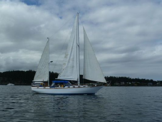 Boats for Sale & Yachts Custom Ketch D Chen Boat Company Hong Kong Ketch 1977 Ketch Boats for Sale
