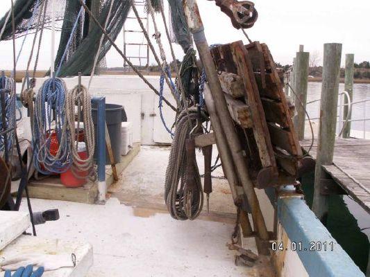 Custom Shrimp Trawler (RAM) 1977 Trawler Boats for Sale