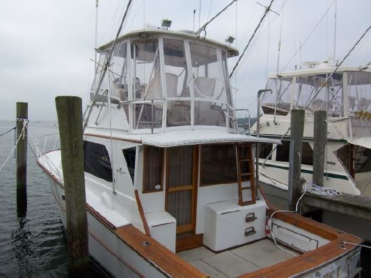 Egg Harbor Flybridge Sedan 1977 Egg Harbor Boats for Sale Flybridge Boats for Sale