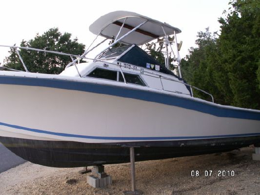 Grady White Kingfisher WA w/New Engine 1977 Fishing Boats for Sale Grady White Boats for Sale