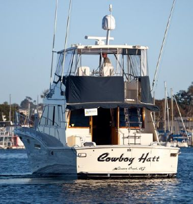 Hatteras 46 Convertible 1977 Hatteras Boats for Sale