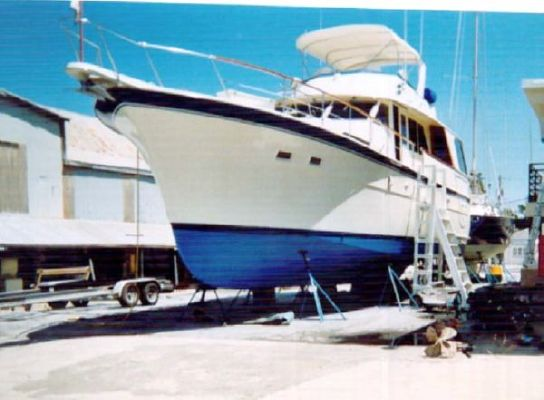 Boats for Sale & Yachts Hatteras 53 Classic Motor Yacht 1977 Hatteras Boats for Sale