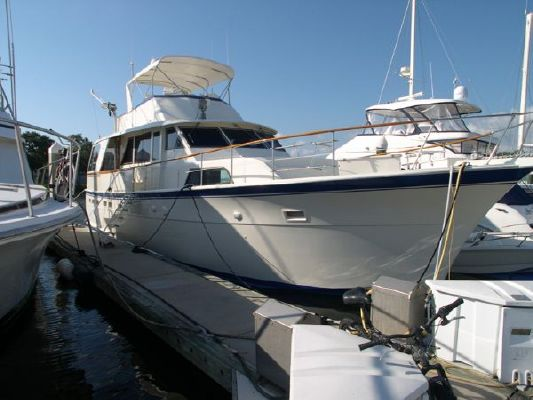 1977 Hatteras 53 Classic Motor Yacht Boats Yachts For Sale