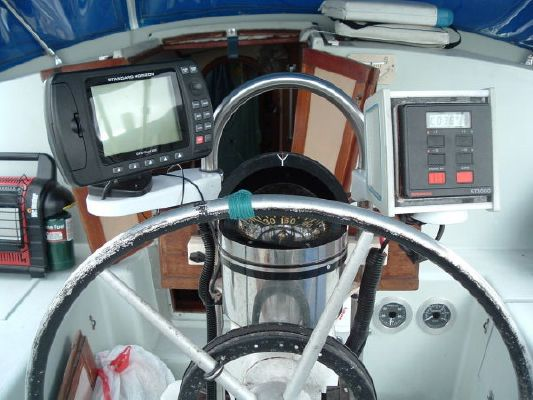 Moody 33 Center Cockpit 1977 All Boats