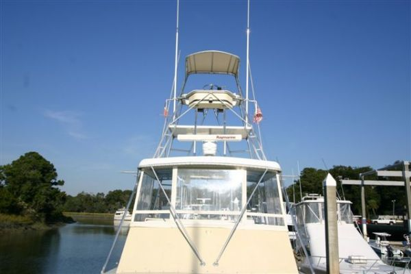Post Marine 42 Sport Fisherman 1977 All Boats Fisherman Boats for Sale