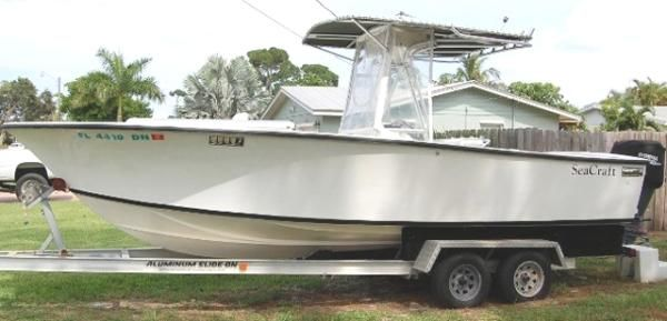 SeaCraft 23 CC Boats for Sale *2020 NEW Only $18K ! Seacraft Boats for Sale