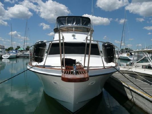 Boats for Sale & Yachts Uniflite Sportfish 1977 Motor Boats Sportfishing Boats for Sale
