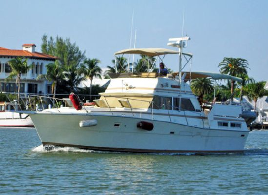 1977 Viking Motor Yacht Great Shape Boats Yachts For
