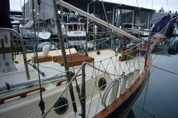 Westsail Offshore Cutter 1977 Sailboats for Sale
